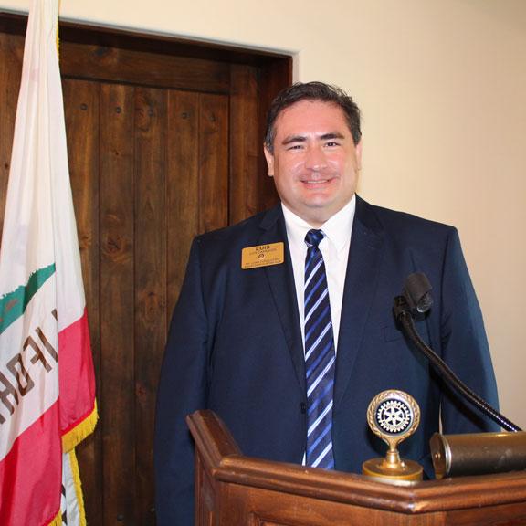 Rotary Club President