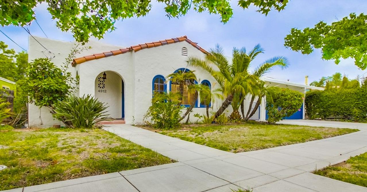 FHA loans san diego home financing