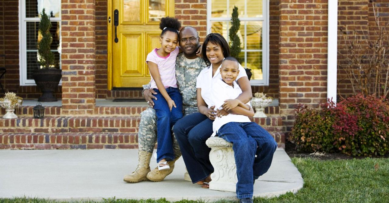 VA loans San Diego Military financing