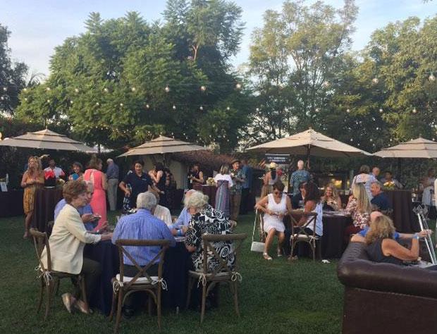 Celebrating another Successful Taste of Rancho Santa Fe!